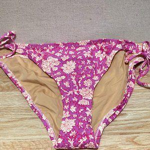 NWT J Crew bikini bottoms size XL